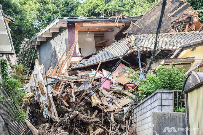 Số người chết trong mưa lũ Nhật Bản tăng lên 199, hàng chục người vẫn mất tích - Ảnh 9.