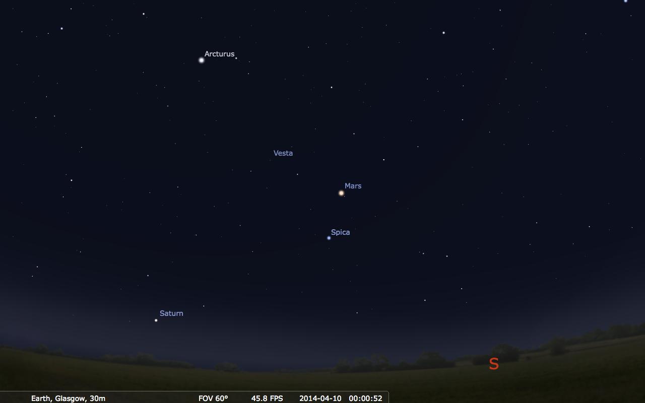 Chào sao Hỏa nào! Hành tinh Đỏ sắp ở gần Trái đất nhất trong vòng 15 năm qua và đây là cách để quan sát - Ảnh 3.