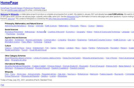 Internet của 15 năm về trước: Facebook, Instagram còn chưa có tên chính thức, Yahoo trông như website trẻ con - Ảnh 7.