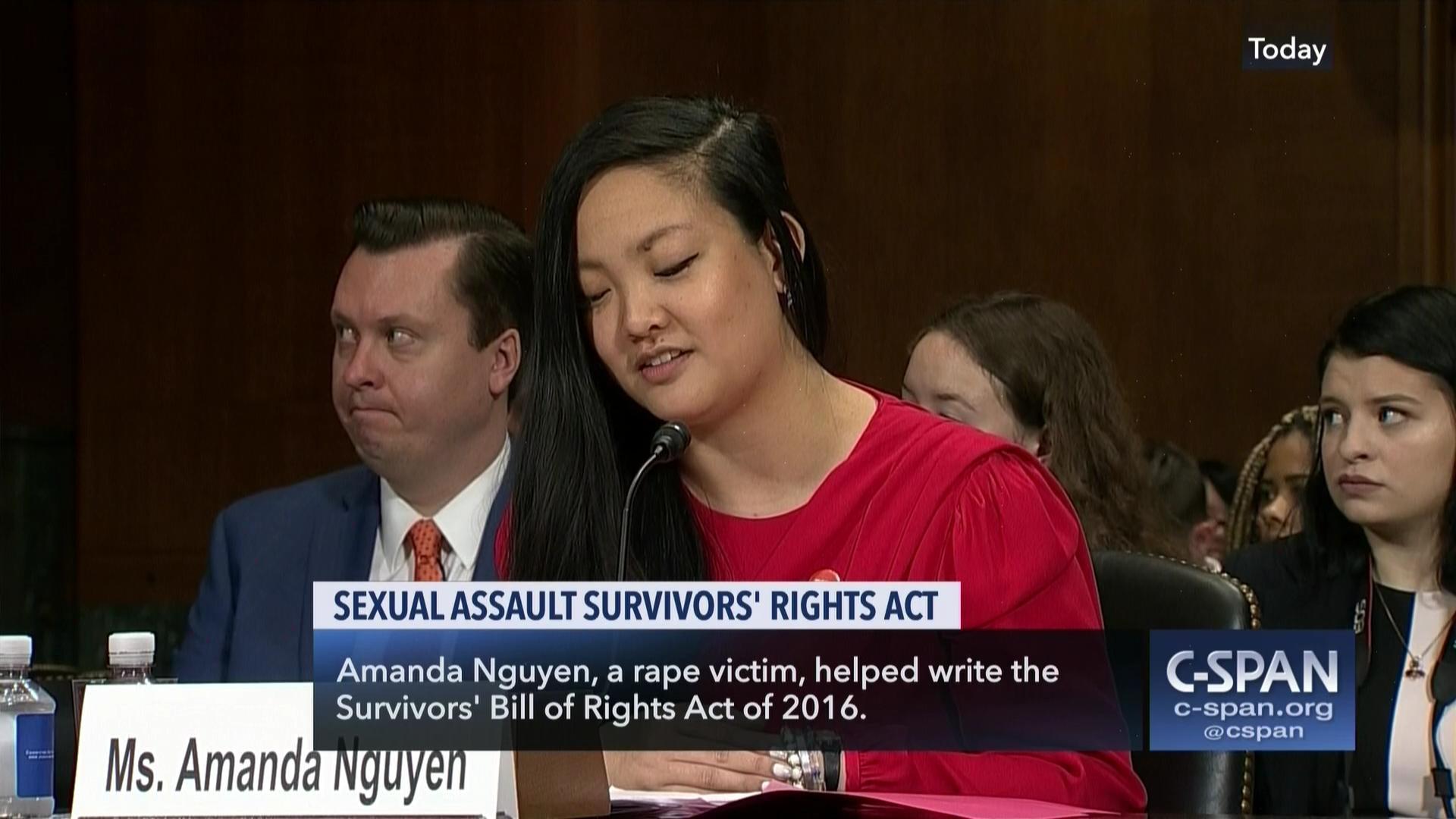 9X gốc Việt từng bị tấn công tình dục được đề cử giải Nobel Hoà bình - Ảnh 2.