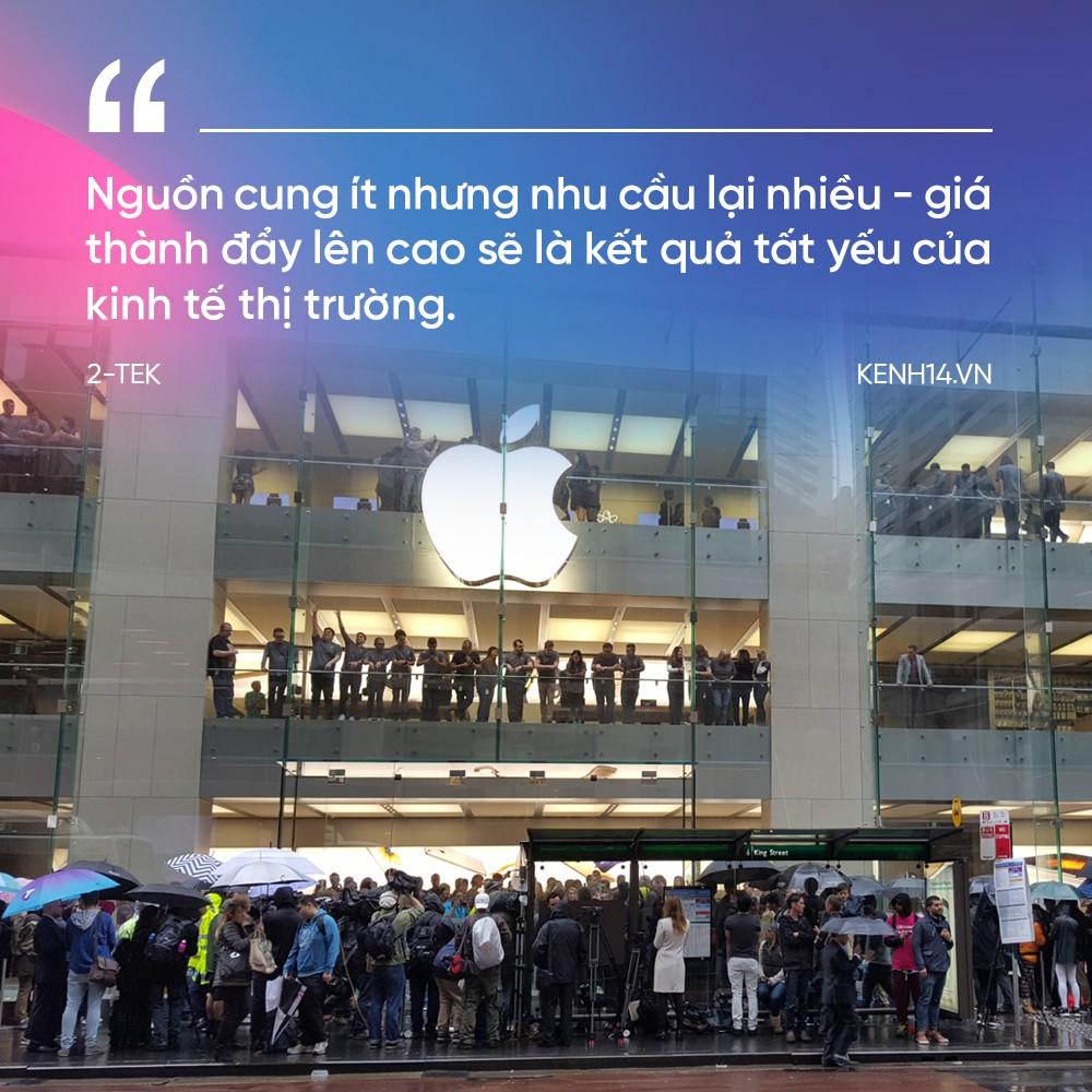 3 lý do vì sao iPhone luôn đắt lìa cổ nhưng vẫn rất xứng đáng với số tiền bỏ ra - Ảnh 3.