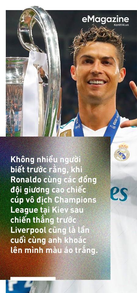 Ronaldo và lời từ biệt với Real Madrid: Định mệnh của một nhà vô địch - Ảnh 2.