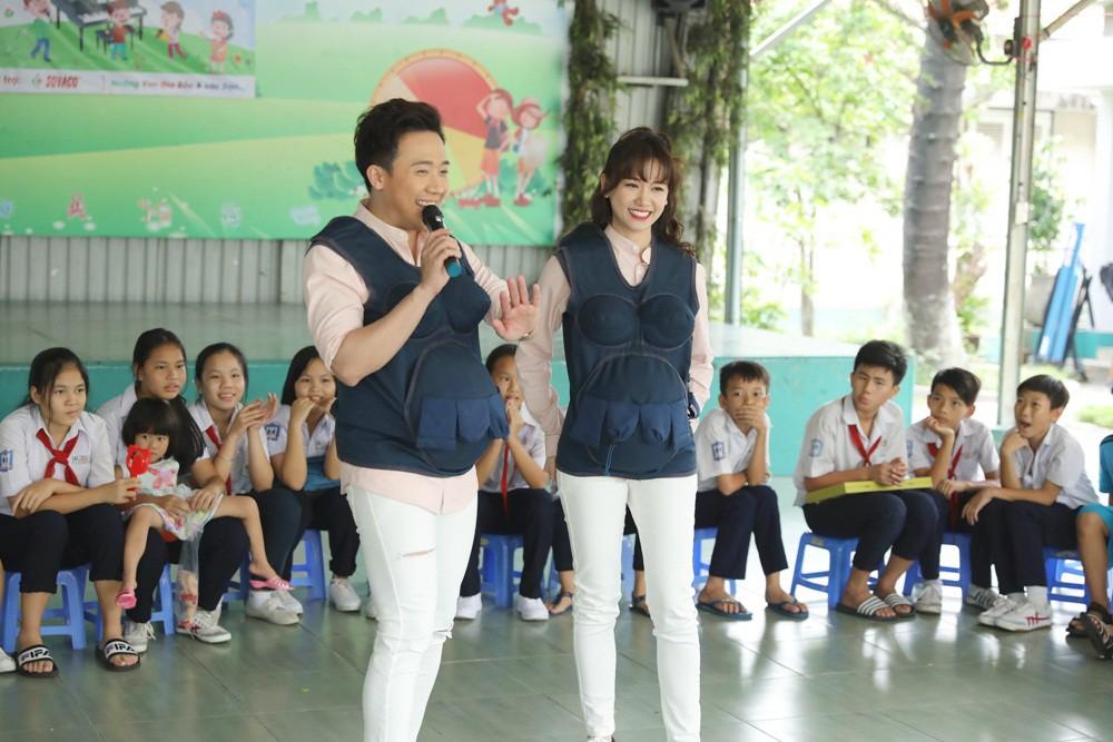 Khi đàn ông mang bầu: Trấn Thành - Hari Won chiến thắng khi sáng tác và hát ca khúc của riêng mình - Ảnh 19.