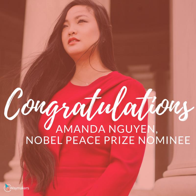9X gốc Việt từng bị tấn công tình dục được đề cử giải Nobel Hoà bình - Ảnh 3.