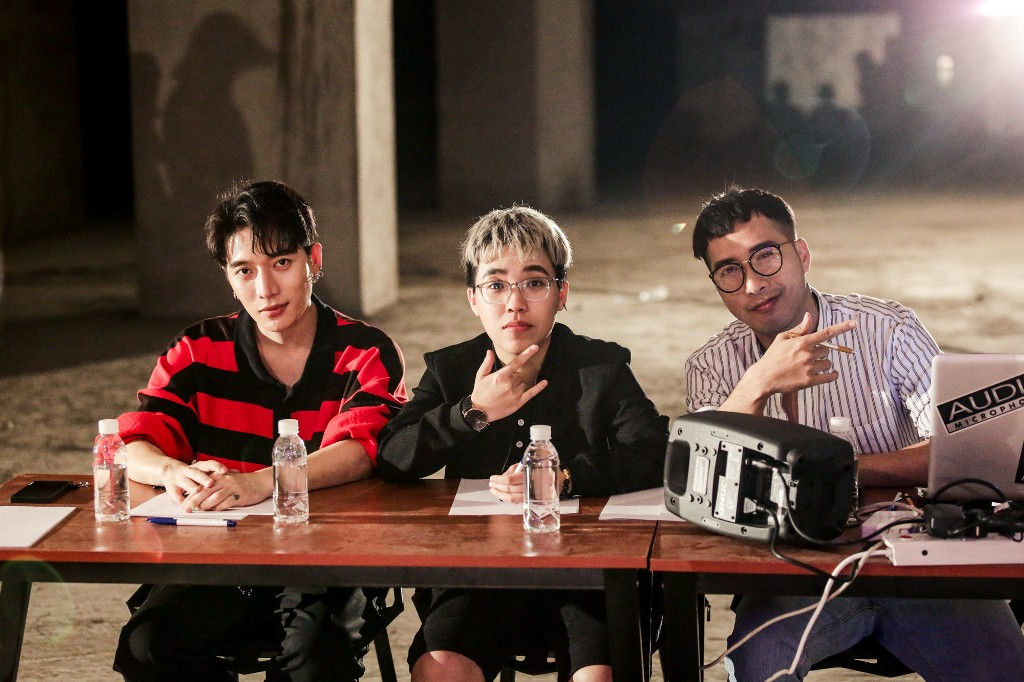 Dính nghi án đạo nhạc Hàn Quốc, thí sinh The Debut bị Đức Phúc, Hoàng Thùy Linh chấn chỉnh - Ảnh 2.