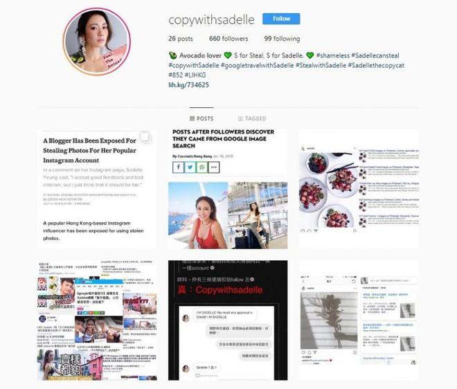 Hot Instagramer Hồng Kông xóa vội 95 bài đăng sau khi bị phát hiện dùng ảnh trên Google - Ảnh 6.