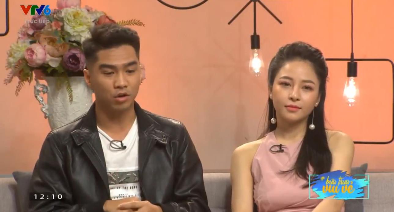 PewPew từ Sài Gòn ra Hà Nội tỏ tình với Trâm Anh lần nữa trên sóng truyền hình trực tiếp và cái kết - Ảnh 3.