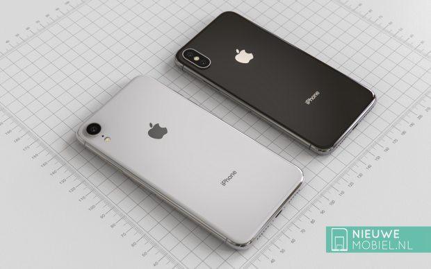 Chiêm ngưỡng ảnh dựng iPhone 9 solo với iPhone X 2018: Đẹp xuất sắc miễn chê! - Ảnh 2.