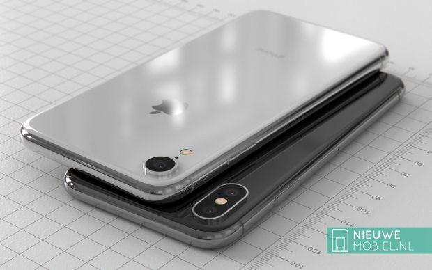Chiêm ngưỡng ảnh dựng iPhone 9 solo với iPhone X 2018: Đẹp xuất sắc miễn chê! - Ảnh 3.