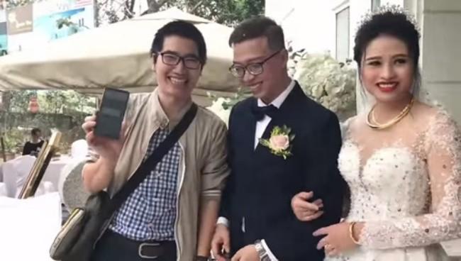 Xôn xao đám cưới quẹt thẻ đầu tiên tại Việt Nam, cư dân mạng đưa ra nhiều ý kiến trái chiều - Ảnh 1.