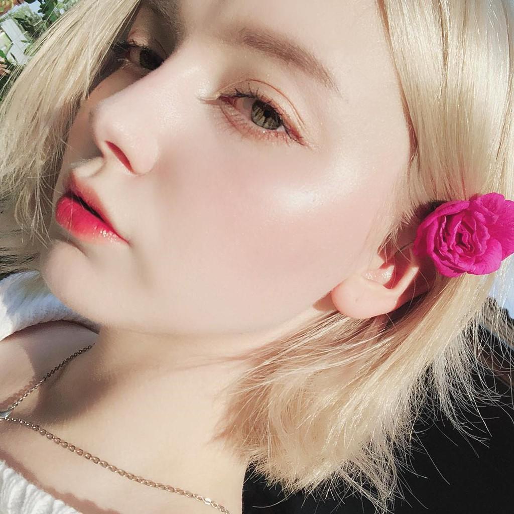 Đẹp trong trẻo và cực kì dịu dàng, cô gái Nga này chắc chắn là nàng thơ của mọi chàng trai - Ảnh 3.