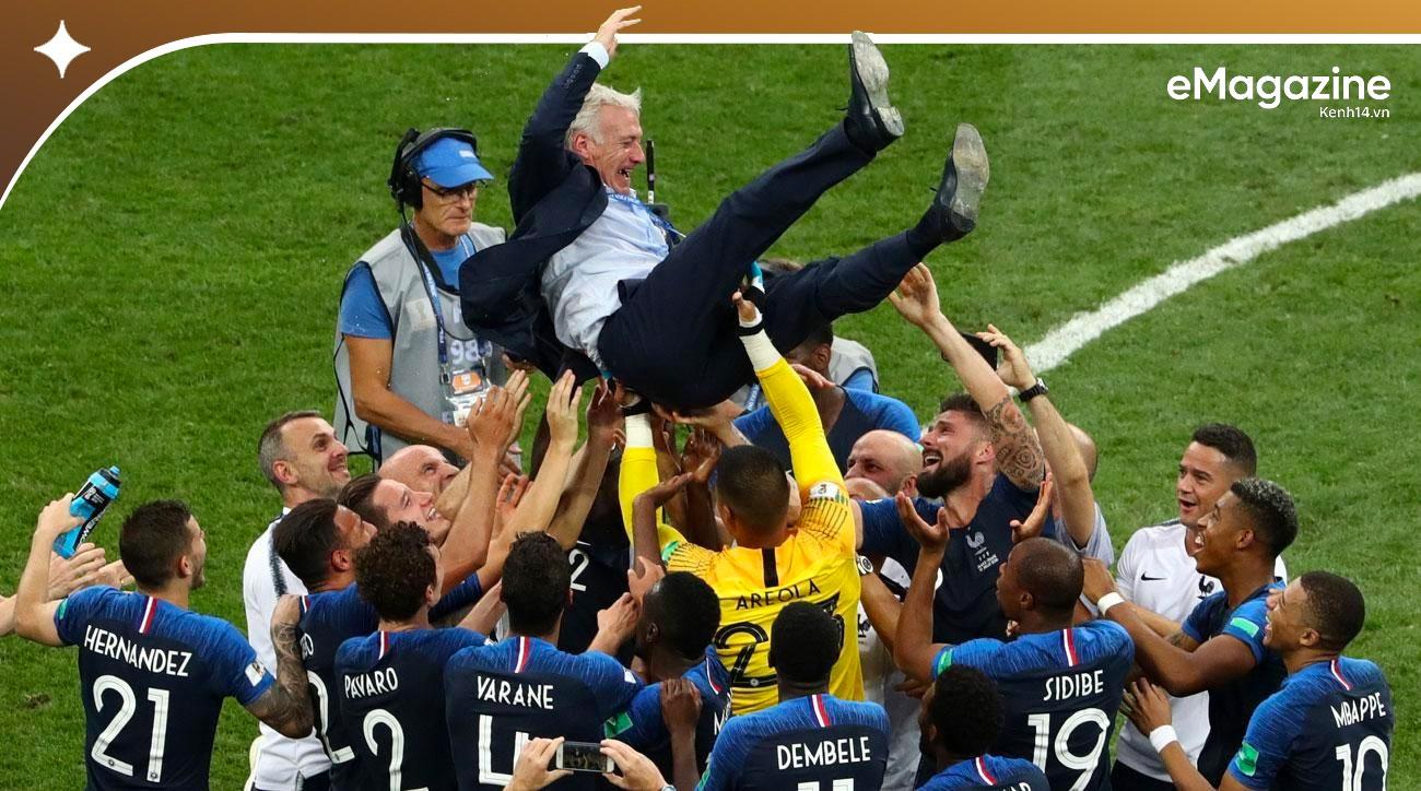 Vô địch World Cup 2018, khởi đầu cho kỷ nguyên vàng nước Pháp - Ảnh 7.
