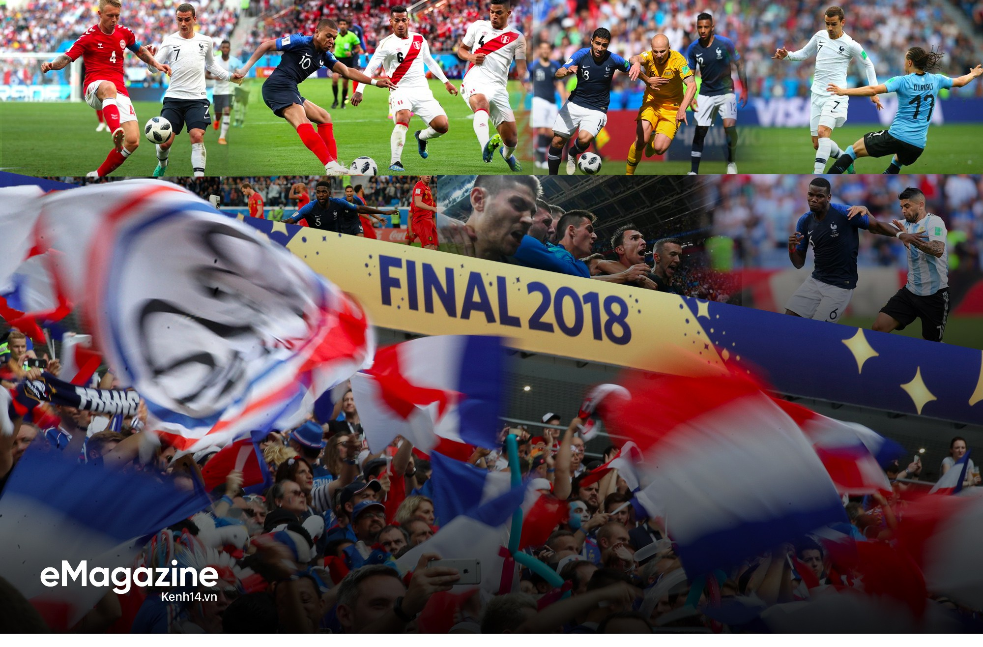 Vô địch World Cup 2018, khởi đầu cho kỷ nguyên vàng nước Pháp - Ảnh 11.