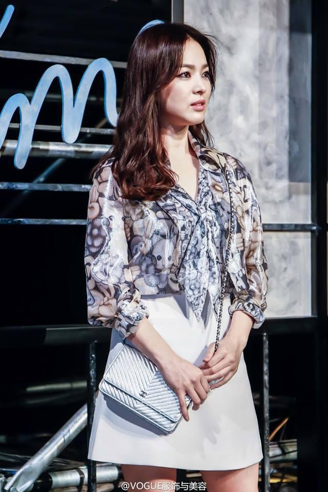 Chiều cao rất mực khiêm tốn nhưng 4 sao nữ Hàn này vẫn sở hữu phong cách thời trang đẹp hút hồn - Ảnh 1.