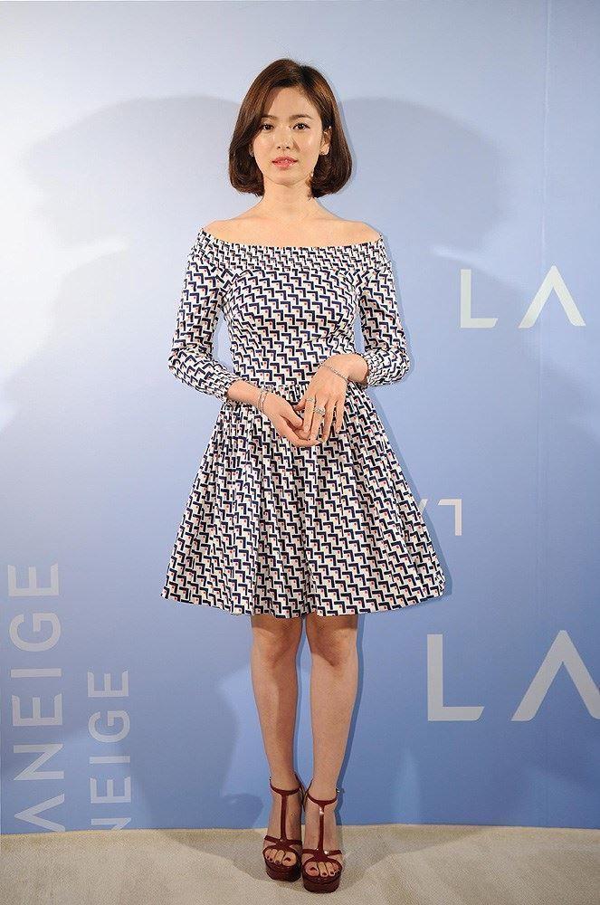 Chiều cao rất mực khiêm tốn nhưng 4 sao nữ Hàn này vẫn sở hữu phong cách thời trang đẹp hút hồn - Ảnh 2.