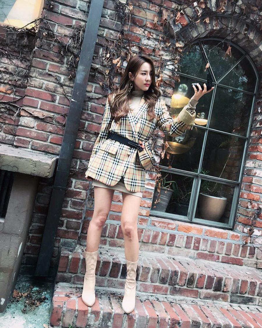 Chiều cao rất mực khiêm tốn nhưng 4 sao nữ Hàn này vẫn sở hữu phong cách thời trang đẹp hút hồn - Ảnh 13.