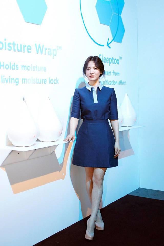 Chiều cao rất mực khiêm tốn nhưng 4 sao nữ Hàn này vẫn sở hữu phong cách thời trang đẹp hút hồn - Ảnh 6.