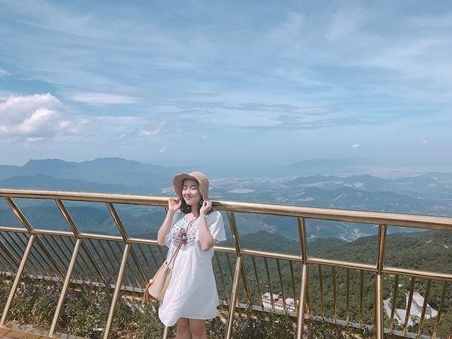 Ngắm cả thành phố Đà Nẵng (Ảnh:amchaihee)