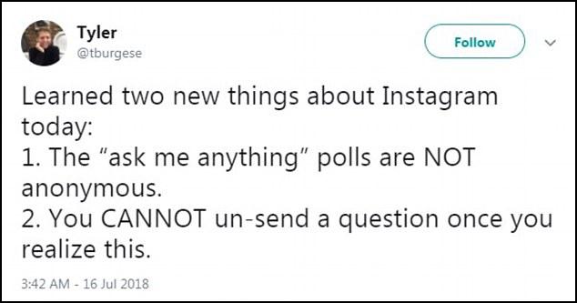 Cư dân mạng dính bẫy Instagram trong trò hỏi đáp mới, nghịch dại đến nỗi phải block cho đỡ quê - Ảnh 8.