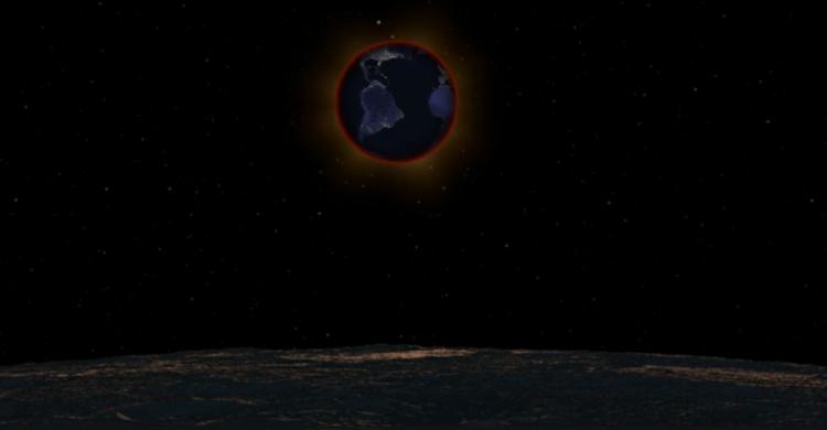 Cuối tuần này: Đón xem nguyệt thực toàn phần dài nhất thế kỷ cùng lúc với mưa sao băng - Ảnh 2.