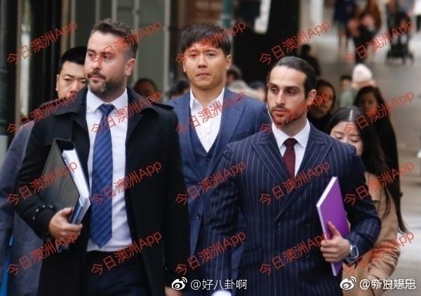 Sau 1 tháng ăn cơm tù vì tội cưỡng bức, Cao Vân Tường bị chỉ trích vì béo trắng và phong độ - Ảnh 3.