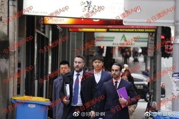 Sau 1 tháng ăn cơm tù vì tội cưỡng bức, Cao Vân Tường bị chỉ trích vì béo trắng và phong độ - Ảnh 4.