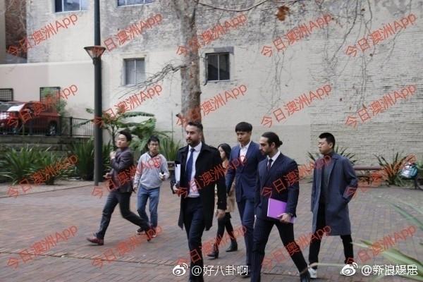 Sau 1 tháng ăn cơm tù vì tội cưỡng bức, Cao Vân Tường bị chỉ trích vì béo trắng và phong độ - Ảnh 5.
