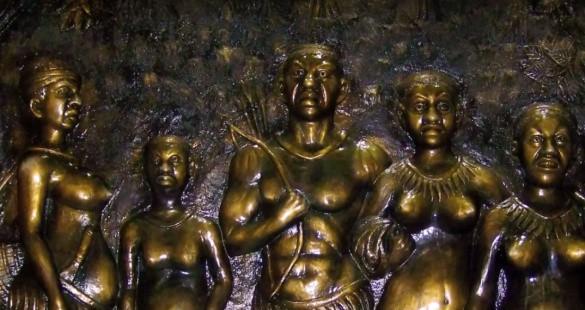 Góc khuất không ngờ của bộ lạc Jarawa của Ấn Độ: nổi tiếng hoang dã, đáng sợ nhưng sự thật là... - Ảnh 2.