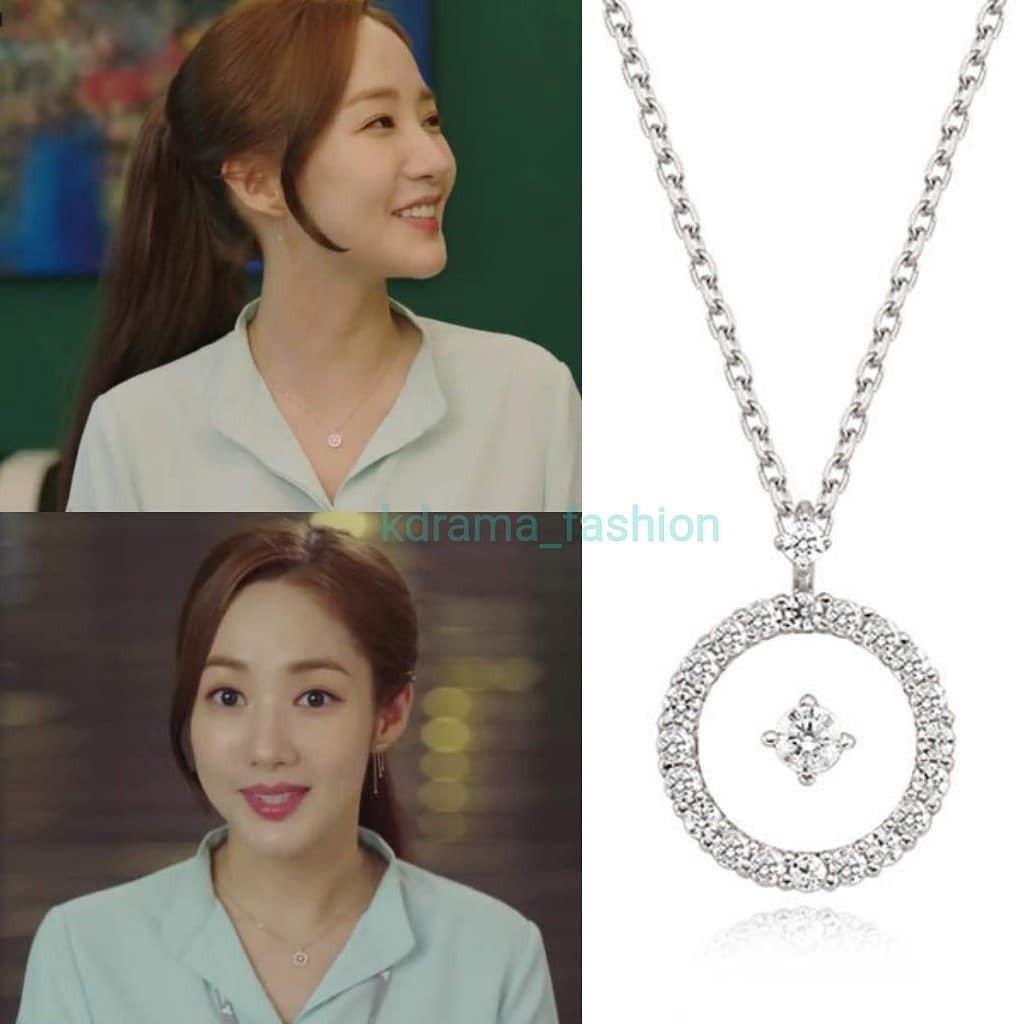 Bóc loạt phụ kiện của thư ký Kim: Toàn những món bé bé xinh xinh mà giá cả triệu đồng - Ảnh 4.
