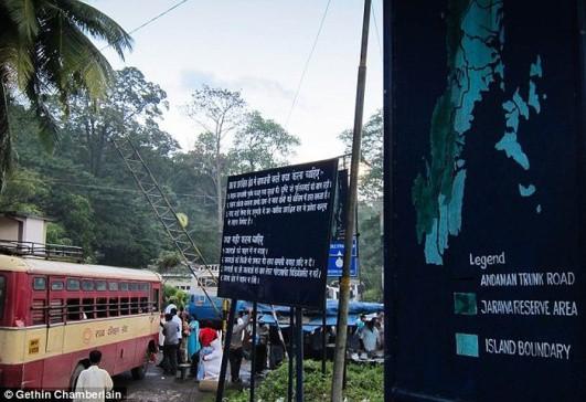 Góc khuất không ngờ của bộ lạc Jarawa của Ấn Độ: nổi tiếng hoang dã, đáng sợ nhưng sự thật là... - Ảnh 6.