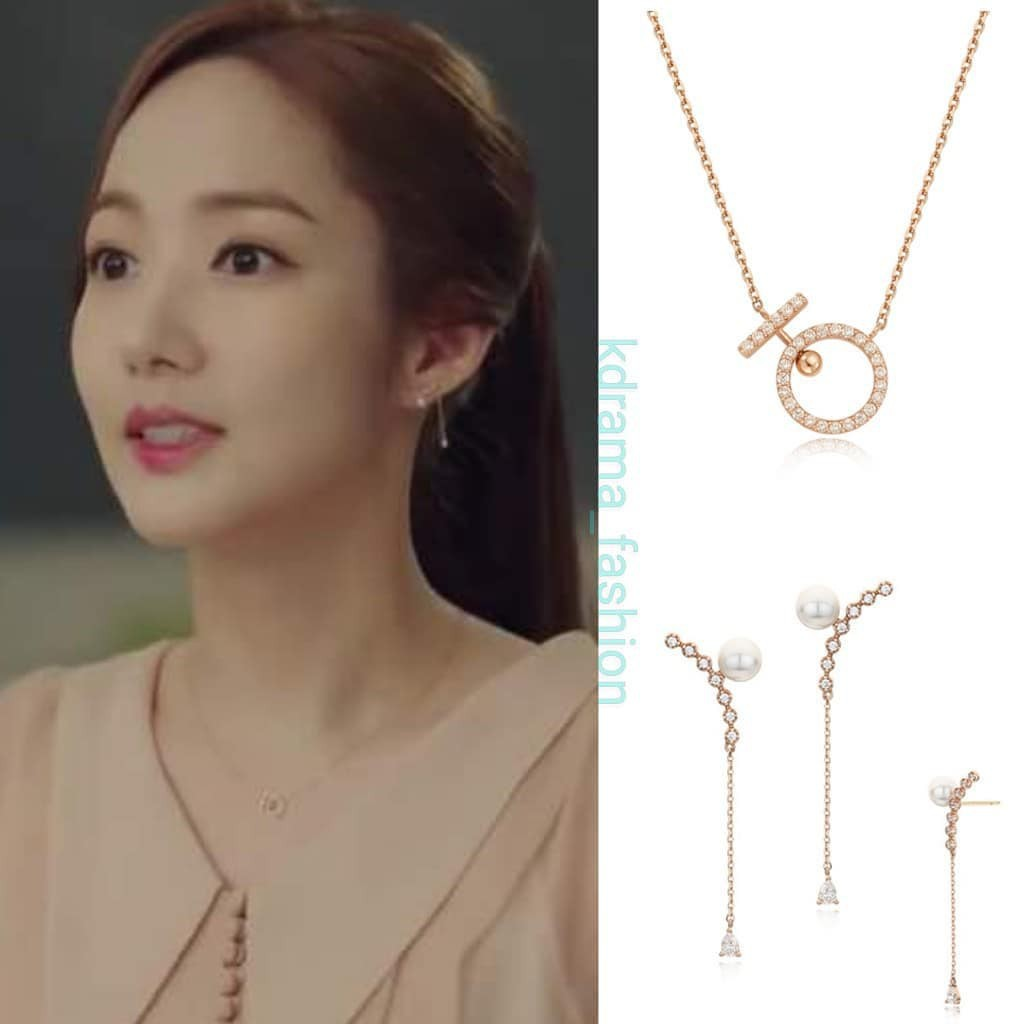 Bóc loạt phụ kiện của thư ký Kim: Toàn những món bé bé xinh xinh mà giá cả triệu đồng - Ảnh 7.