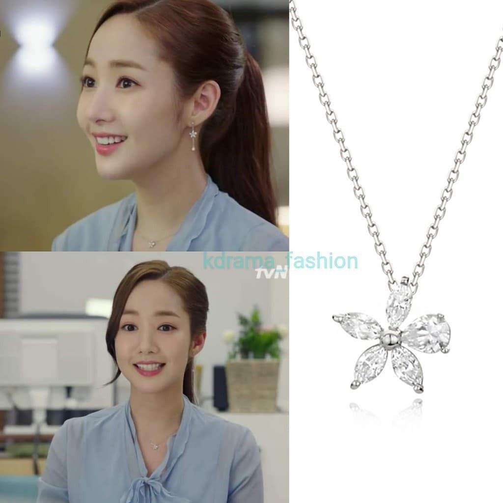 Bóc loạt phụ kiện của thư ký Kim: Toàn những món bé bé xinh xinh mà giá cả triệu đồng - Ảnh 9.