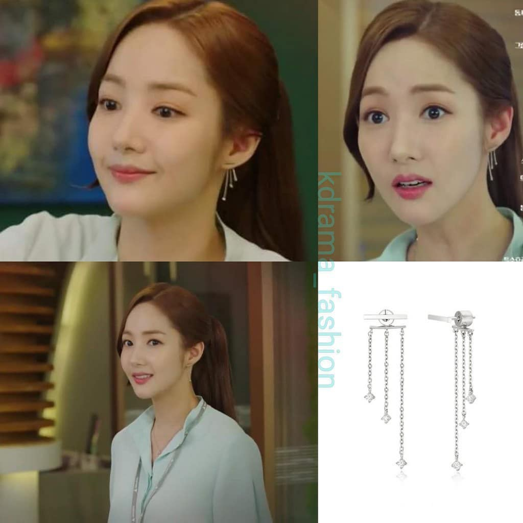 Bóc loạt phụ kiện của thư ký Kim: Toàn những món bé bé xinh xinh mà giá cả triệu đồng - Ảnh 10.