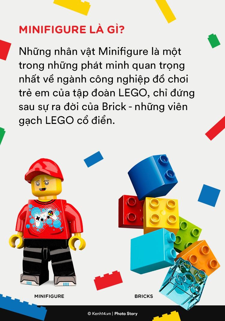 LEGO Minifigures có gì hấp dẫn mà khiến cả trẻ con và người lớn đều săn đón - Ảnh 1.