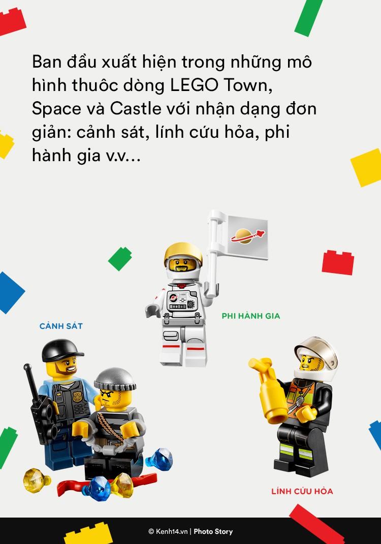 LEGO Minifigures có gì hấp dẫn mà khiến cả trẻ con và người lớn đều săn đón - Ảnh 5.