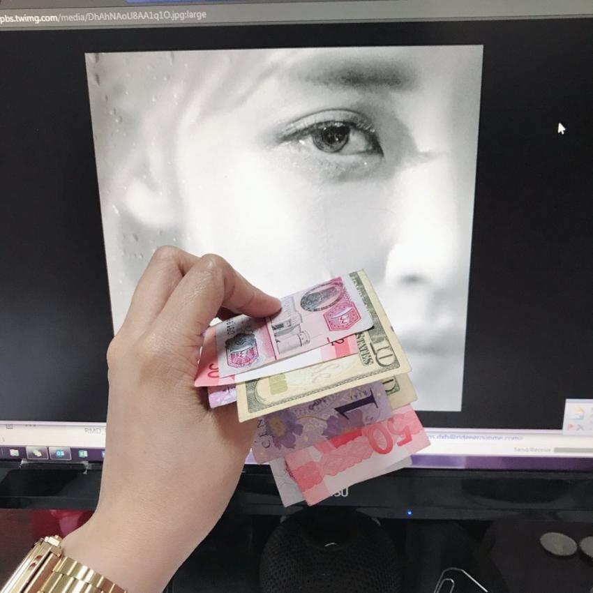 Thương idol rơi nước mắt trên ảnh bìa, fan của MAMAMOO lấy hẳn tiền, xô chậu để hong khô dòng lệ - Ảnh 7.