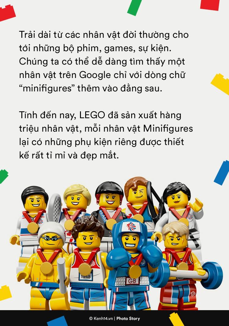 LEGO Minifigures có gì hấp dẫn mà khiến cả trẻ con và người lớn đều săn đón - Ảnh 9.