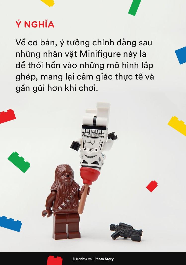 LEGO Minifigures có gì hấp dẫn mà khiến cả trẻ con và người lớn đều săn đón - Ảnh 11.