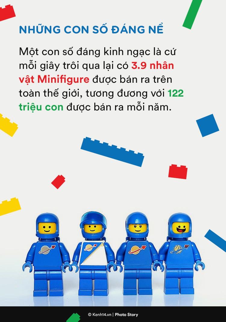 LEGO Minifigures có gì hấp dẫn mà khiến cả trẻ con và người lớn đều săn đón - Ảnh 13.