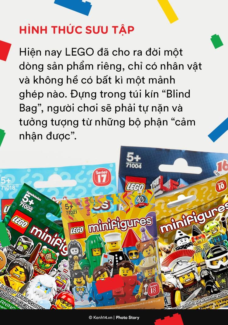 LEGO Minifigures có gì hấp dẫn mà khiến cả trẻ con và người lớn đều săn đón - Ảnh 15.