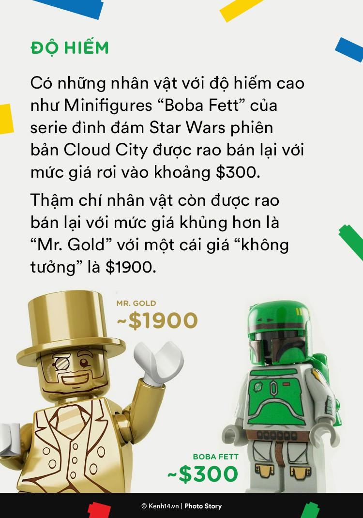 LEGO Minifigures có gì hấp dẫn mà khiến cả trẻ con và người lớn đều săn đón - Ảnh 17.