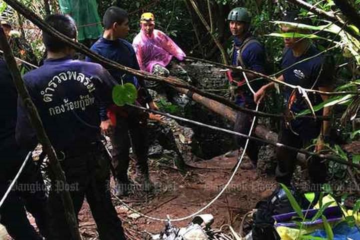 Ảnh: Toàn cảnh nỗ lực giải cứu đội bóng Thái Lan đầy cam go - Ảnh 7.
