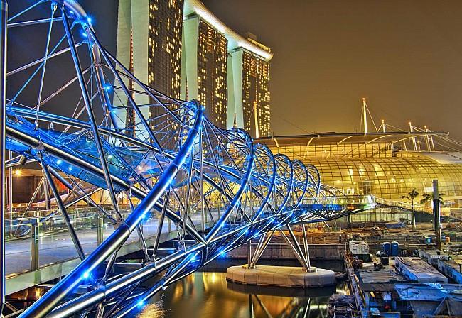 Bên cạnh cầu Vàng Đà Nẵng, còn có 5 cây cầu khác khiến cả thế giới thích thú vì thiết kế độc đáo, ấn tượng - Ảnh 10.