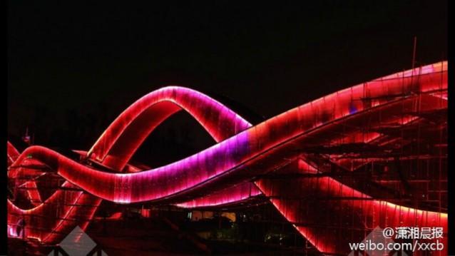 Bên cạnh cầu Vàng Đà Nẵng, còn có 5 cây cầu khác khiến cả thế giới thích thú vì thiết kế độc đáo, ấn tượng - Ảnh 4.