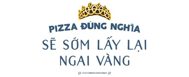 """Dù thế giới có đảo điên, người Ý vẫn chỉ có một """"Pizza"""" - thứ pizza được nướng từ lò củi - Ảnh 10."""