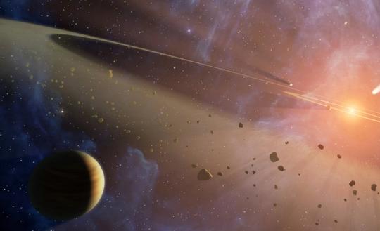 Tìm thấy 2 hành tinh song sinh khác hệ mặt trời - Ảnh 1.
