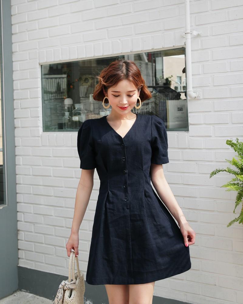 Gợi ý 5 mẫu váy thanh lịch, trang nhã cho các nàng đi dự đám cưới mà không sợ nổi hơn cô dâu - Ảnh 19.