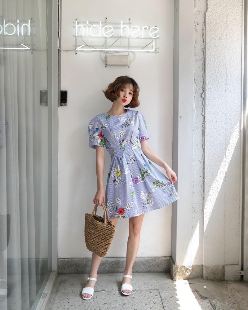 Gợi ý 5 mẫu váy thanh lịch, trang nhã cho các nàng đi dự đám cưới mà không sợ nổi hơn cô dâu - Ảnh 20.