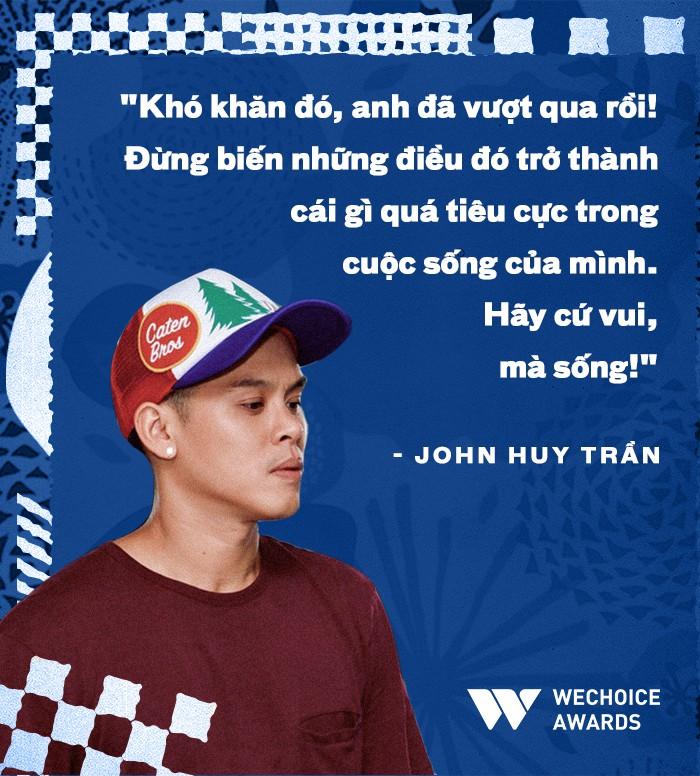 Biên đạo múa John Huy Trần: Hãy duy trì ngọn lửa đam mê dù lớn hay nhỏ, để ít ra chúng ta biết nó vẫn còn đang cháy - Ảnh 4.