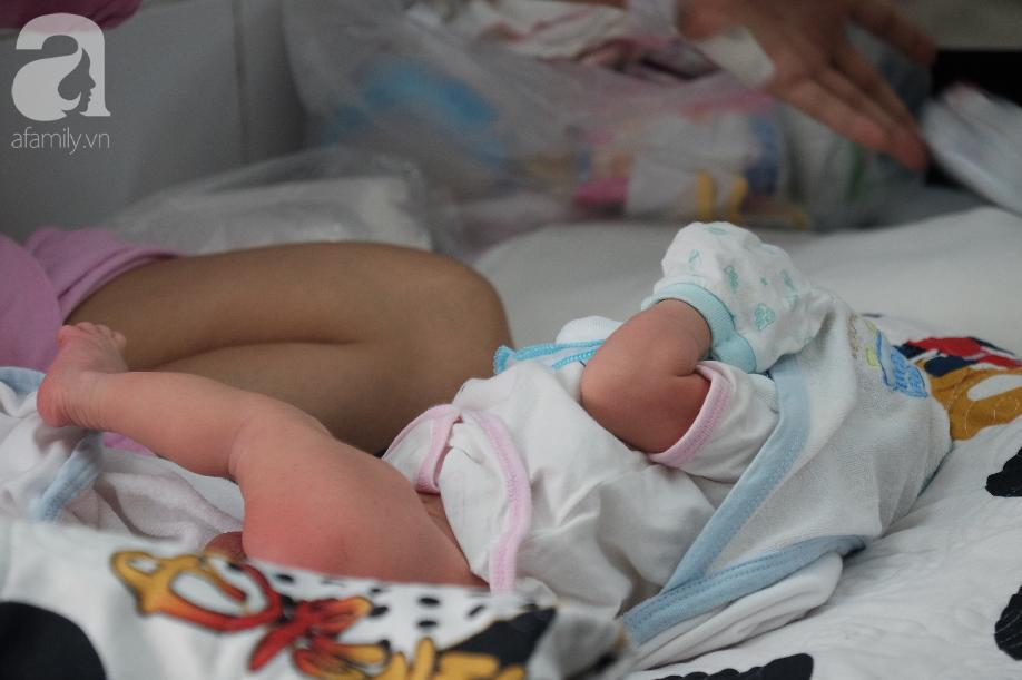 TP.HCM: Chồng dẫn bồ nhí về nhà, thai phụ ôm bụng bầu vào viện lén ngủ hành lang chờ đẻ bằng 30 ngàn trong túi - Ảnh 2.